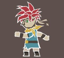 Crono Between Worlds by ChronoStar