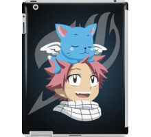 Natsu and Happy iPad Case/Skin