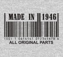 MADE IN 1946 by designshoop