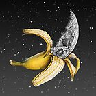 Moon Banana! by jamesormiston