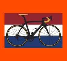 Bike Flag Netherlands (Big - Highlight) by sher00
