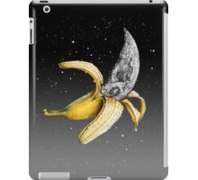 Moon Banana! iPad Case/Skin