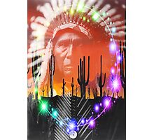 Ghost Dance Photographic Print