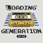 Loading Generation by Olipop
