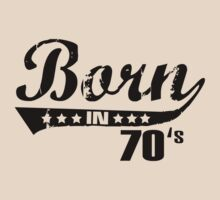 Born in 70s by nektarinchen