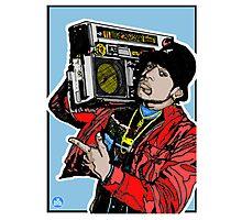 LL COOL J: Radio (1985) Photographic Print