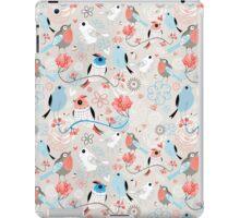 pattern love birds  iPad Case/Skin