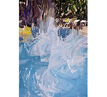 SPLASH 4 Photographic Print