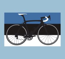 Bike Flag Estonia (Big - Highlight) by sher00