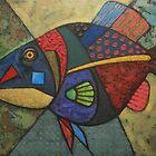 Black Fish. 2014 by Yuri Yudaev