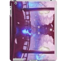 Passing Souls on a Blood Moon iPad Case/Skin