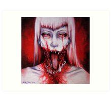 phobic Art Print