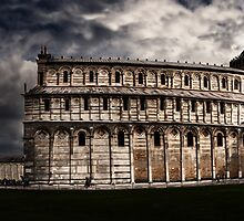 The Leaning Tower Of Pisa by Jon Holland