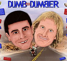 Dumb and Dumber by brendanwilliams
