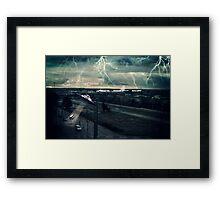 206/365 Framed Print