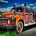 GMC Fire Truck by Ken Smith
