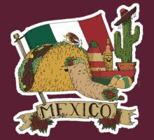 Mexico by NoodleNL