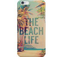 Beach Life iPhone Case/Skin