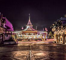 Prince Charming Regal Carrousel by idcommunity