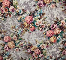Old Rose Carpet by Kim-maree Clark
