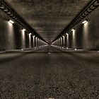the tunel by Hallvor