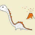 Dinosaur by taichi