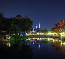 Magical Evening by idcommunity