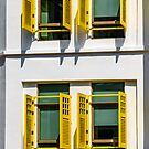 Shutters by Werner Padarin