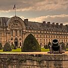 The Army Museum Of France - Another Corner View © by © Hany G. Jadaa © Prince John Photography