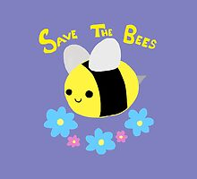 Save the Bees by BrittanyPurcell