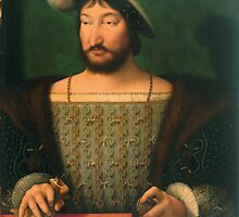 Francis I of France by PattyG4Life