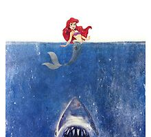 Jaws vs Ariel  by nic muller