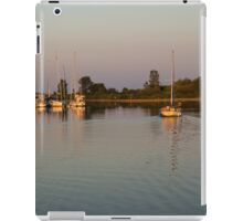 Lazy Summer Afternoon Sail iPad Case/Skin
