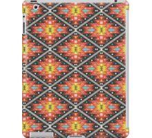 Aztec geometric seamless  colorful pattern iPad Case/Skin