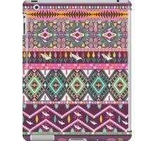 Сolorful aztec geometric pattern iPad Case/Skin