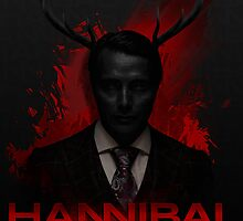 Wendigo - Hannibal by 666hughes