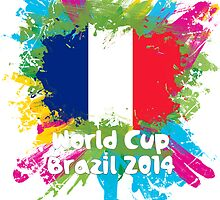 World Cup Brazil 2014 - France by matys103