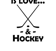 Love And Hockey by kwg2200
