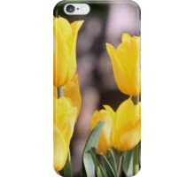Happy Tulips iPhone Case/Skin