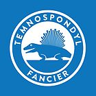 Temnospondyl Fancier Print by David Orr