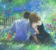 GARDEN LOVERS  by VickieWade