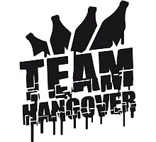 Team Hangover Graffiti Logo by Style-O-Mat