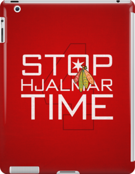 Stop, Hjalmar Time by fohkat