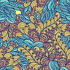 Floral abundance by Patternalized