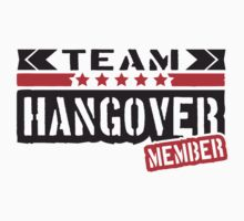 Cool Team Hangover Member Logo by Style-O-Mat