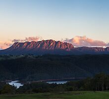 Colour on the Mountain by Kelly Slater