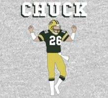 Chuck Cecil T-Shirt by mustardofdoom