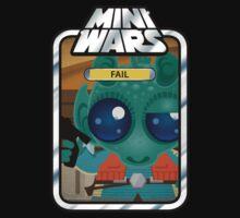 MiniWars: Fail Art Card by Ryan Spencer