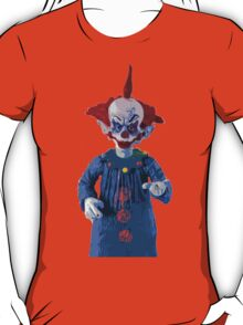 killer klown from outerspace T-Shirt