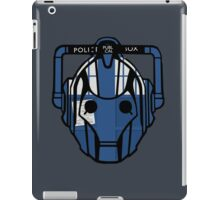 cyberman tardis iPad Case/Skin